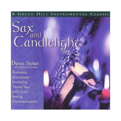 Denis Solee - Sax And Candlelight (CD) - image 1 of 1