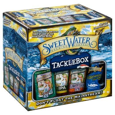 SweetWater Brewing Variety Pack - 12pk/12 fl oz Bottles