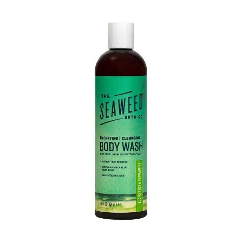 The Seaweed Bath Co. Eucalyptus & Peppermint Body Wash - 12oz - image 1 of 4