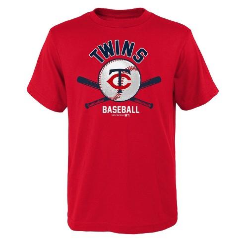 MLB Minnesota Twins Boys' T-Shirt - image 1 of 1