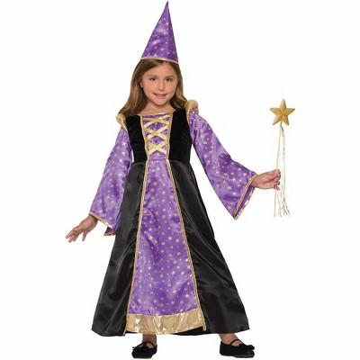 Forum Novelties Winsome Wizard Costume Dress Child
