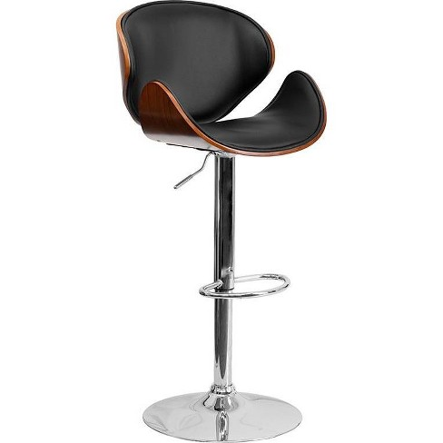 Riverstone Furniture Collection Barstool Walnut - image 1 of 4