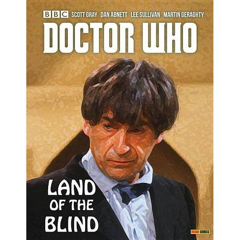 Doctor Who: Land of the Blind - (Paperback) - image 1 of 1
