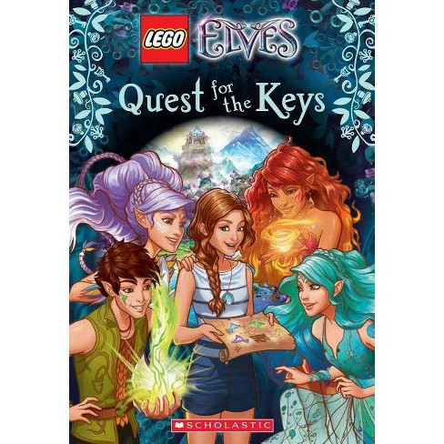 Lego Elves: A Magical Adventure - by  Ameet Studio (Paperback) - image 1 of 1