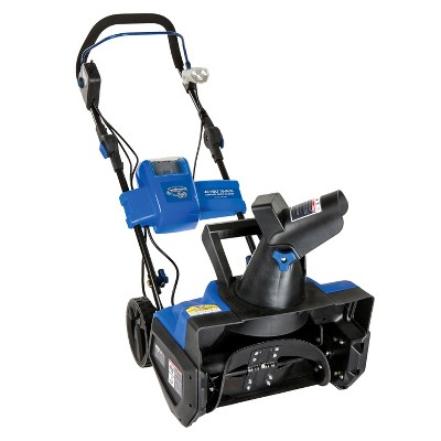 Snow Joe® 18 Inch ION 40V Cordless Single Stage Snow Blower with Rechargeable Battery