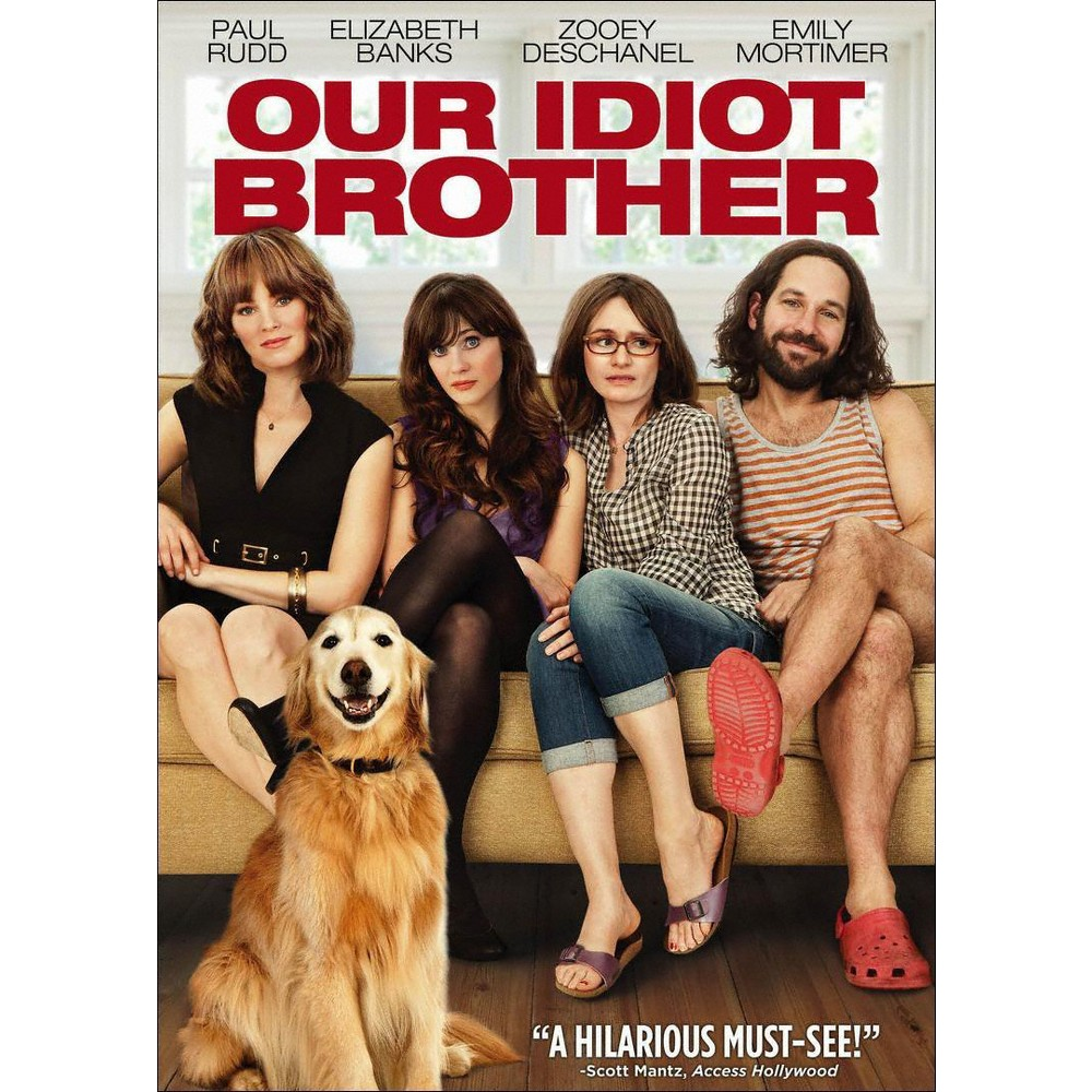 Our Idiot Brother (dvd_video)