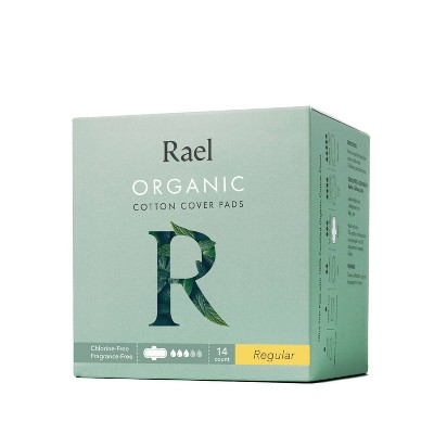 Maxi Pads: Rael