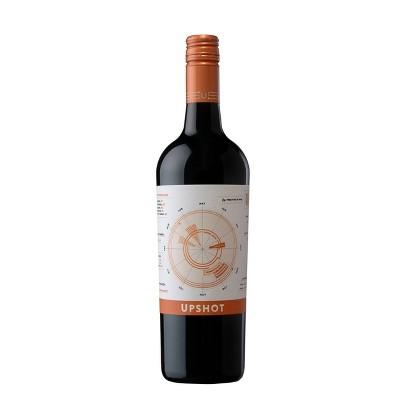 Upshot Red Blend Wine - 750ml Bottle