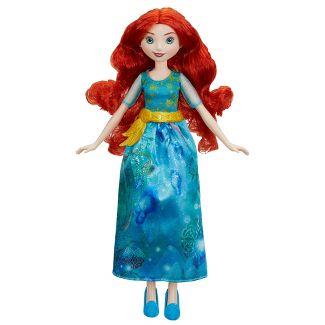 Disney Princess Royal Shimmer - Merida Doll