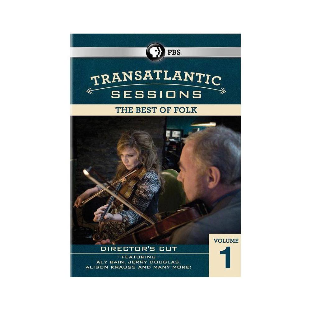Transatlantic Sessions The Best Of Folk Volume 1 Dvd