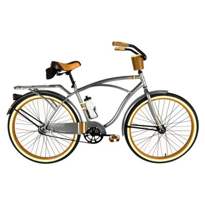 Huffy 26  Mens Nassau Cruiser - Gray