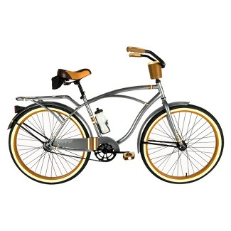 "Huffy 26"" Mens Nassau Cruiser - Gray"