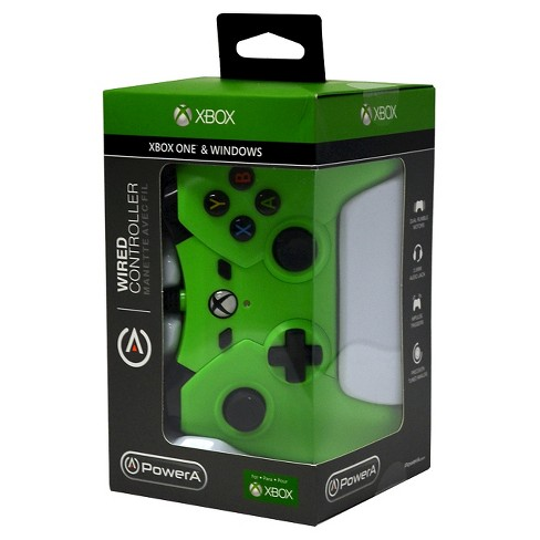 afterglow xbox one wired controller driver