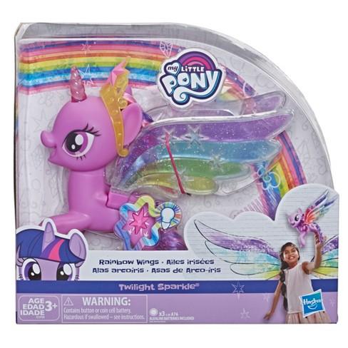 691b6dc9e66 My Little Pony Rainbow Wings Twilight Sparkle- Pony Figure   Target