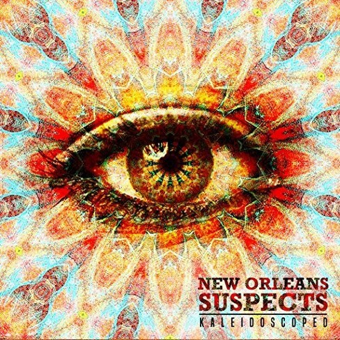 New Orleans Suspects - Kaleidoscoped (Vinyl) - image 1 of 1