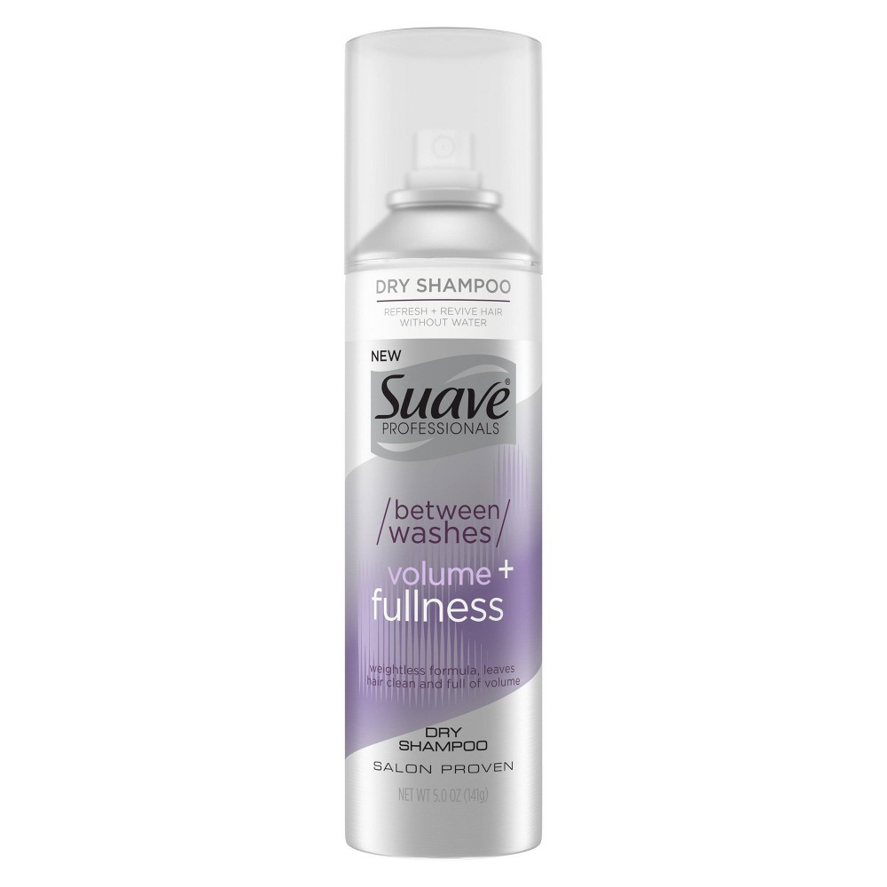 Image of Suave Dry Shampoos, shampoos and conditioners