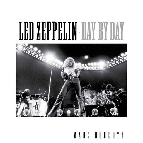 Backbeat Books Led Zeppelin Day By Day - image 1 of 1
