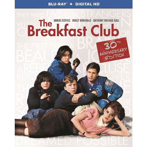 The Breakfast Club (30th Anniversary Edition) (Blu-ray) - image 1 of 1