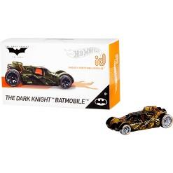 Hot Wheels id Batman The Dark Knight Batmobile