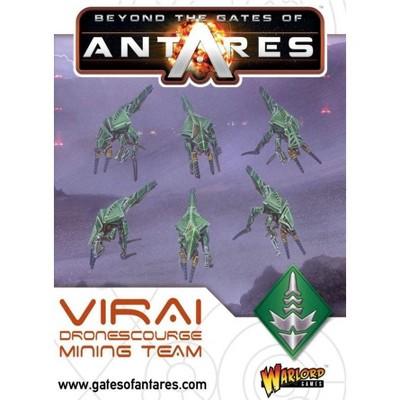 Mining Team Miniatures Box Set