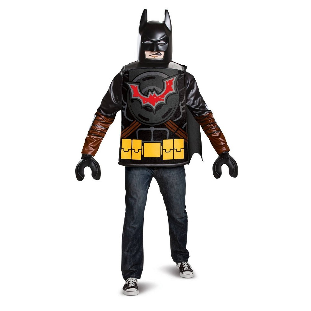 Men 39 Lego Movie 2 Batman Halloween Cotume