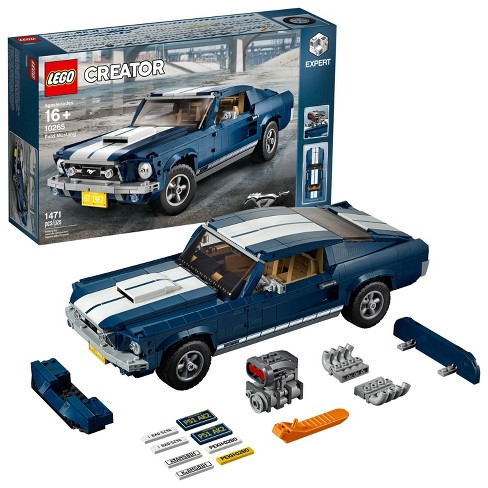 LEGO Creator Expert Vehicles Ford Mustang 10265 - image 1 of 7