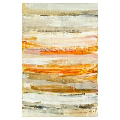 """24""""x36"""" Sundream 1 By Maeve Harris Art On Canvas - Fine Art Canvas"""
