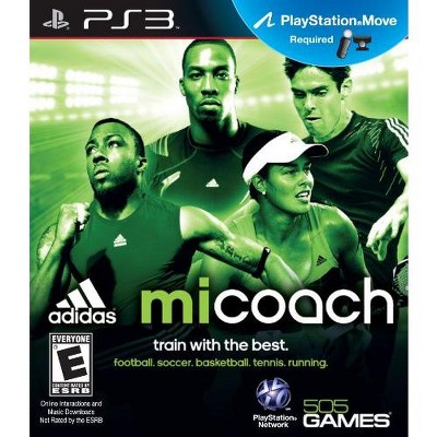 miCoach by Adidas PS3