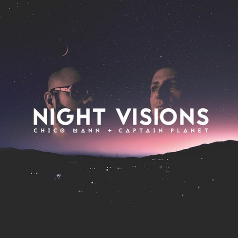 Chico Mann - Night Visions (CD) - image 1 of 1