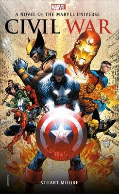 Marvel Civil War Book