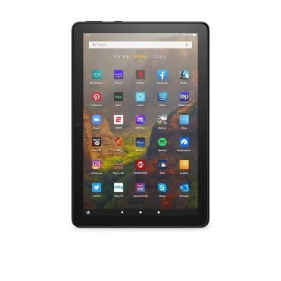 """Amazon Fire HD 10 Tablet 10.1"""" 1080p Full HD 64GB - Black"""