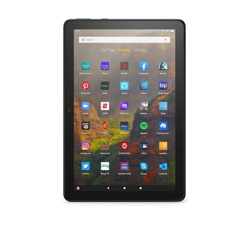 "Amazon Fire HD 10 Tablet 10.1"" 1080p Full HD 64GB - Black - image 1 of 4"