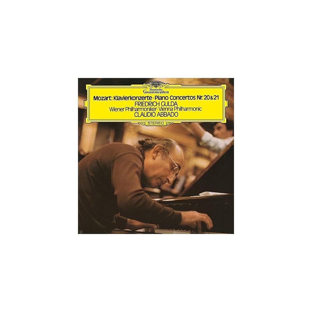Friedrich Gulda - Mozart:Piano Concertos 20 & 21 (Vinyl)