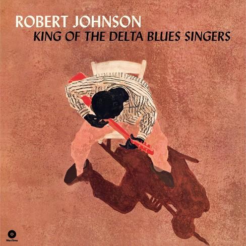 Robert Johnson - King of the Delta Blues Singers (Vinyl) - image 1 of 1