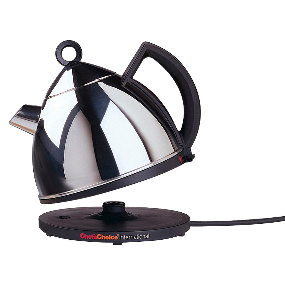 Image of Chef's Choice 1.3 L. Electric Kettle, Silver