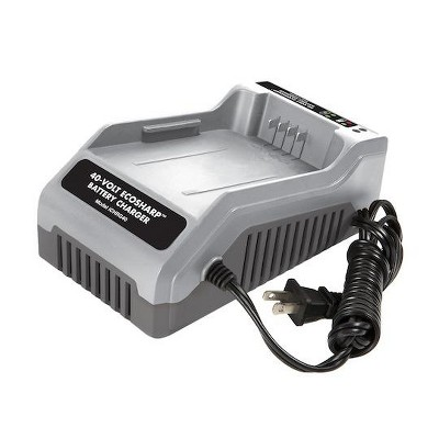 Snow Joe + Sun Joe iCHRG40 EcoSharp® Lithium-Ion Battery Charger   40 Volt.