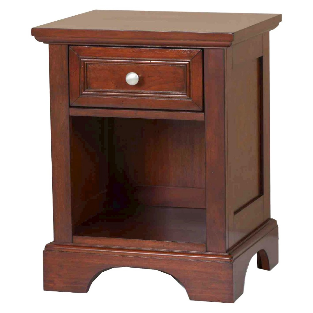Chesapeake Night Stand Cherry - Home Styles, Brown