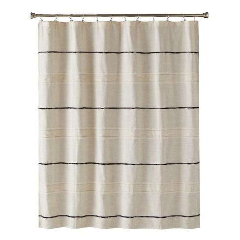 Frayser Shower Curtain Linen