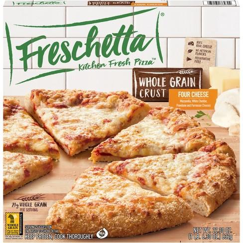 Freschetta Whole Grain Cheese Frozen Pizza - 22.3oz - image 1 of 3