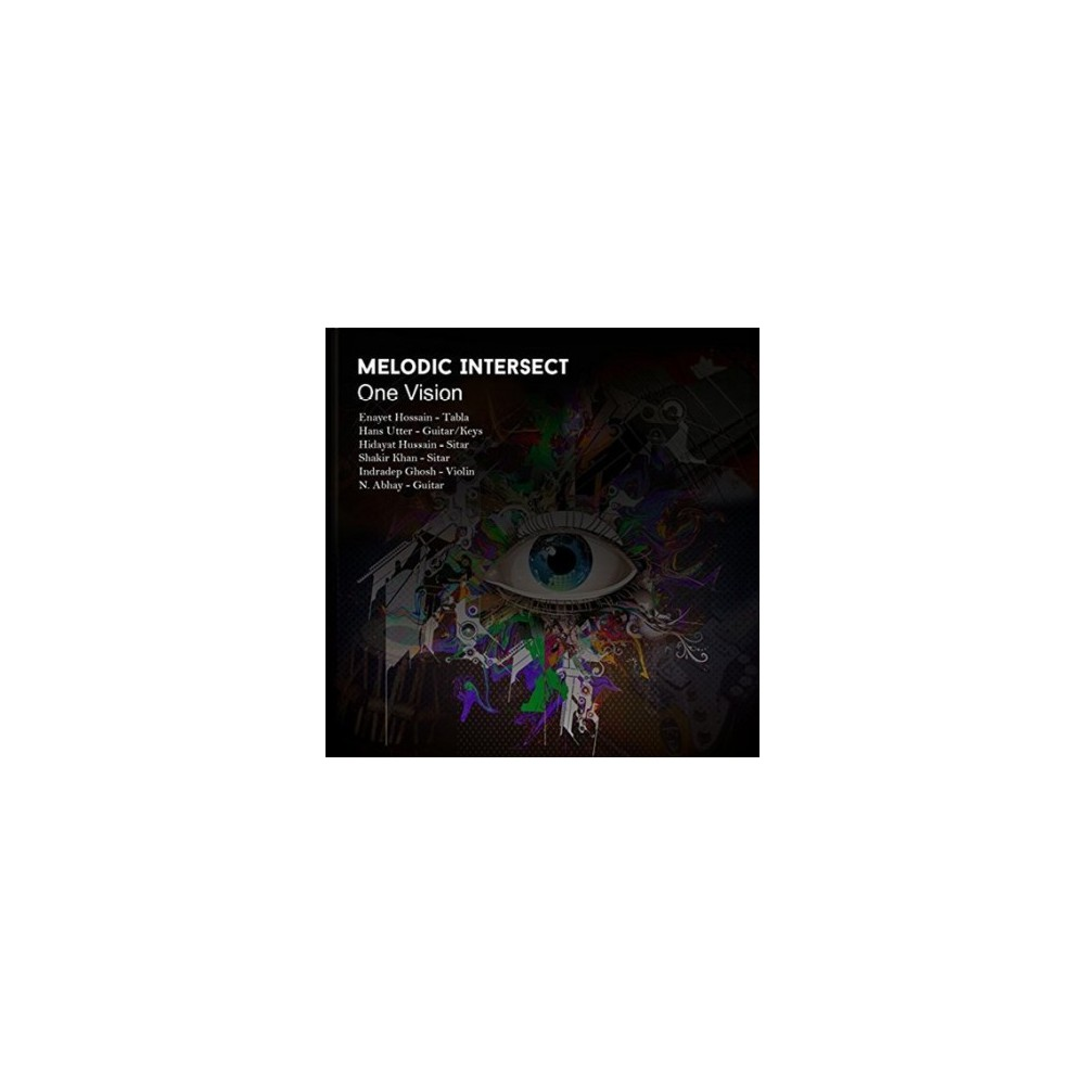 Melodic Intersect - One Vision (CD)