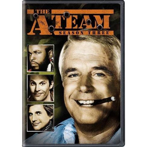 The A-Team: Season Three (DVD) - image 1 of 1