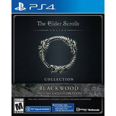 The Elder Scrolls Online Collection: Blackwood - PlayStation 4