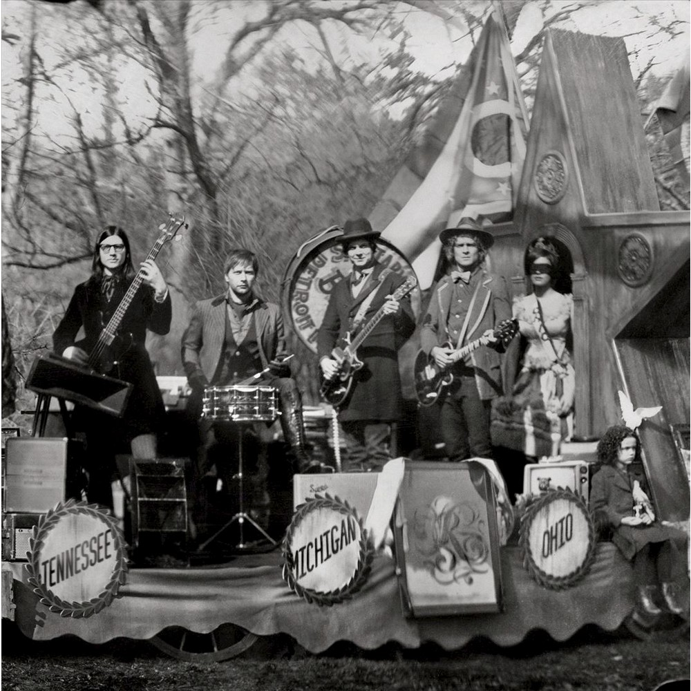 Raconteurs - Consolers Of The Lonely (Vinyl)