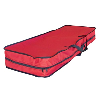Simple Living Solutions Gift Wrap Organizing Storage Bag Red