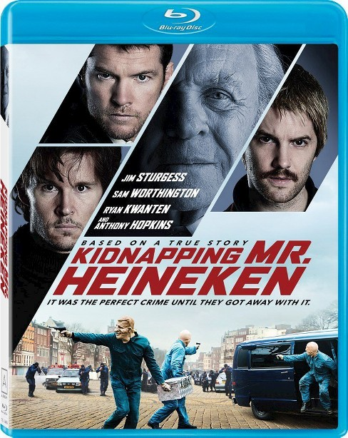 Kidnapping Mr. Heineken (Blu-ray) - image 1 of 1