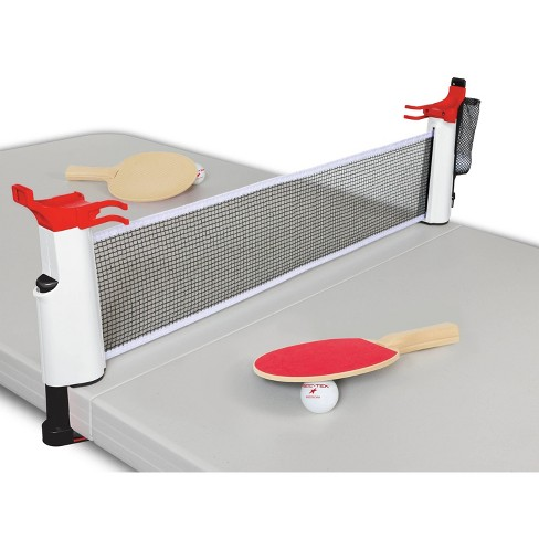 Npw Dining Table Ping Pong Table Tennis Set Red Black Leisure Sports Game Room Sports Outdoors Leisure Sports Game Room