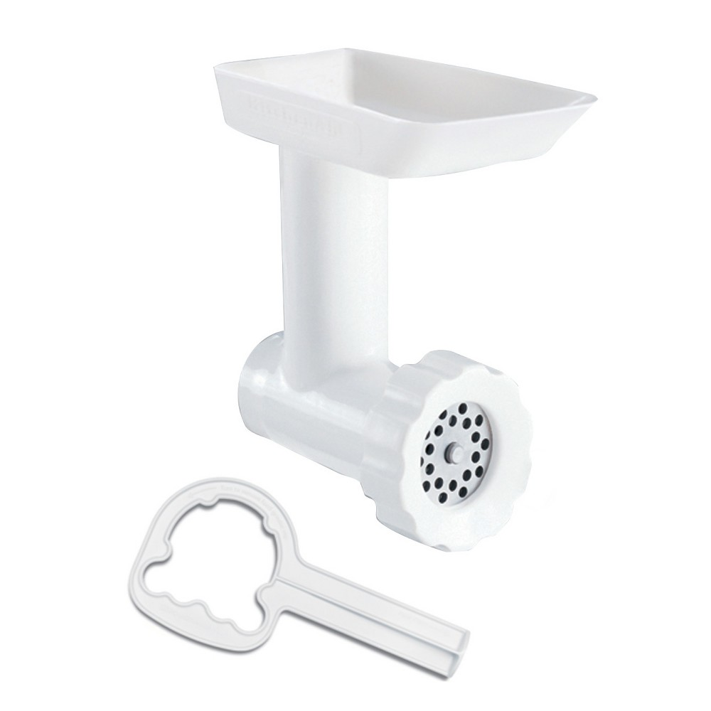 KitchenAid Food Grinder Attachment- Fga, White 501089