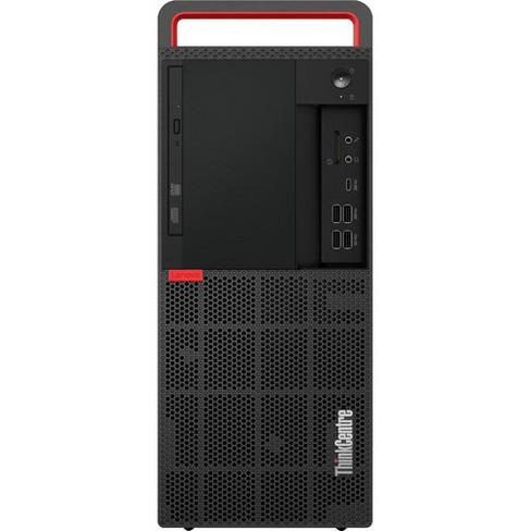 Lenovo ThinkCentre M920t 10SF000CUS Desktop Computer - Core i5 i5-8500 - 8 GB RAM - 1 TB HDD - Tower - Raven Black - Windows 10 Pro 64-bit - image 1 of 4