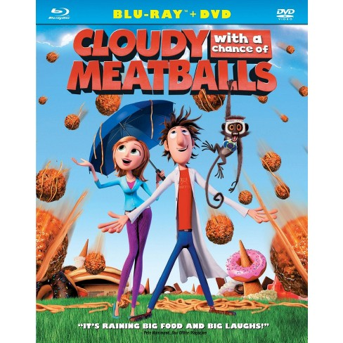 Cloudy with a Chance of Meatballs (2 Discs) (Blu-ray/DVD) - image 1 of 1