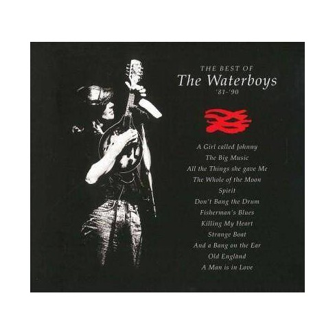Waterboys - Best Of The Waterboys '81-'90 (CD) - image 1 of 1